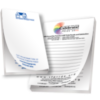 Full Color Notepads Printing