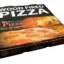 Full Color Printed Pizza Box