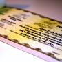 Standard Tickets Booklet